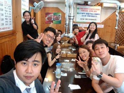 Educational Trip to Korea