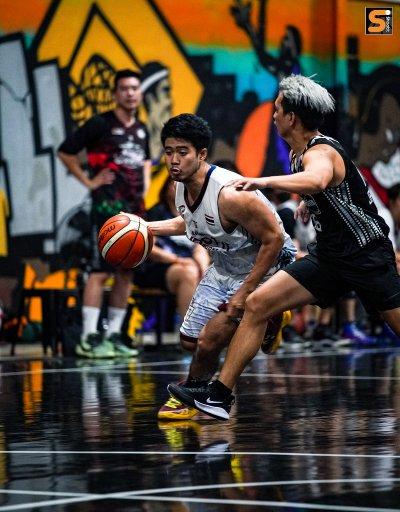 Shoot it Dragons Vs Warriors Thailand