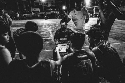 BW Basketball