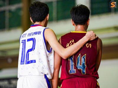 การแข่งขันบาสเกตบอลต้านโควิด-19