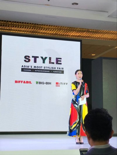 KeeperLeather @ STYLE  Asia Most Stylish Fair  : BIFF : Big+BIH  : TIFF 2018