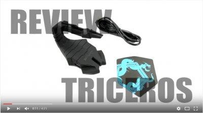 รีวิว PentagonZ Triceros Bungee + USB Hub