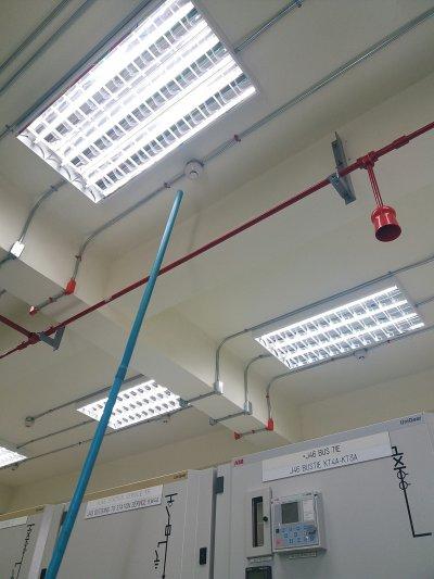 ระบบก๊าซคาร์บอนไดออกไซด์ดับเพลิง (CO2)