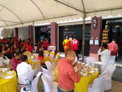Hongmin Catering at  COSMO GOLD CO.,TTD