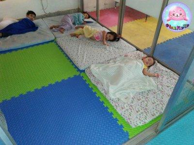 Three-Nurse Nursery
