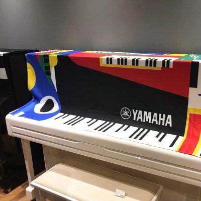 ผ้าคลุมเปียโน