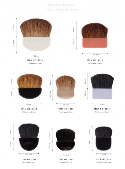 Blush Brushes