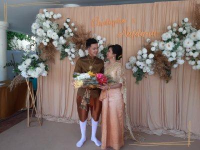 งานแต่ง คุณแก้ว บางกรวย นนทบุรี