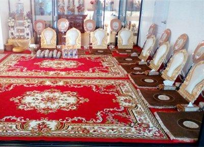 งานวันที่ 26-12-60 พิธีสงฆ์เต็ม ทำบุญบ้านเลี้ยงพระ คุณรสริน ช้างสามเศียร สมุทรปราการ