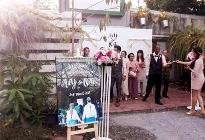 งานวันที่ 03-3-61 งานแต่ง คุณคุณโอ๊ต ซอยประดิษฐ์มนูธรรม 3