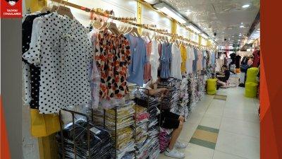 โรงงานเสื้อผ้า