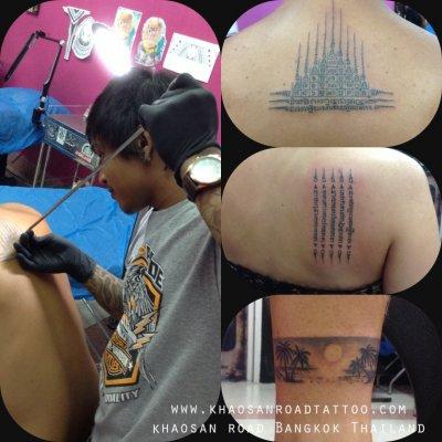 Artist Mai Bamboo