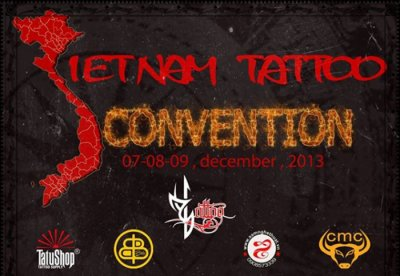 VIETNAM TATTOO CONVENTION 2013