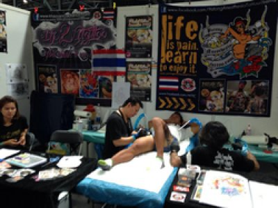 BERLIN TATTOO CONVENTION 2014