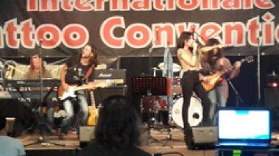 REUTLINGEN TATTOO CONVENTION 2014