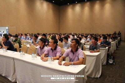 Modern Manufacturing Forum 2018