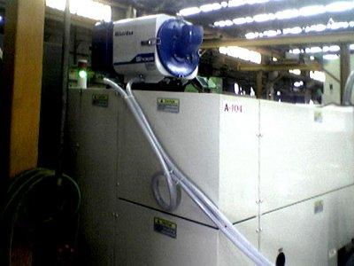 Installation Mist Collector