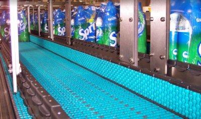 ตัวอย่างสินค้า MODULAR PLASTIC BELTS
