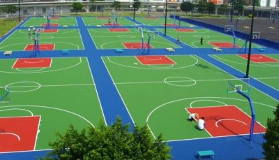 Projects for outdoor playground