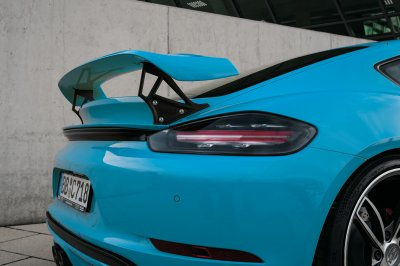 BOXSTER & CAYMAN