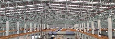 งานปรับปรุงแสงสว่างในโรงงาน จังหวัดระยอง