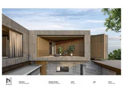 2564 PROJECT:PRIVATE RESIDENT BANGKOK