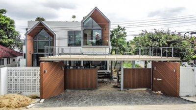 """2564 """"Nordic House Style บ้านสไตล์นอร์ดิก สวยเรียบง่าย ผสมโทนไม้อบอุ่น ดูมินิมอล"""