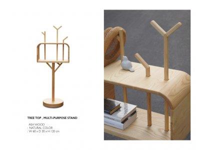 TREE TOP, multi-purpose stand