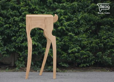 I am 'BAM', side table