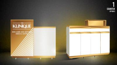 Production [ Counter | Kiosk | Interior | Shop Design ]