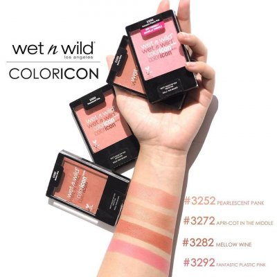 Blush On Color SWATCH