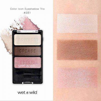 EyeShadow Trio Color SWATCH