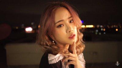 mintchyy | แต่งหน้าสไตล์เกาหลีสายดาร์ค☠ ( Korean Style Makeup )