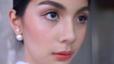 The graduation makeup แต่งหน้ารับปริญญา ฉบับ สวยไม่แก่  | Fah Sarika