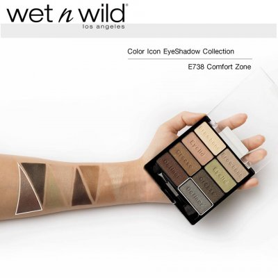 COLOR ICON EYESHADOW COLLECTION SWATCH