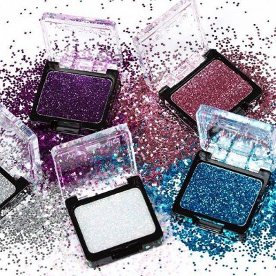 COLOR ICON GLITTER SINGLE SWATCH