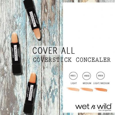 COVERALL COVERSTICK CONCEALER SWATCH
