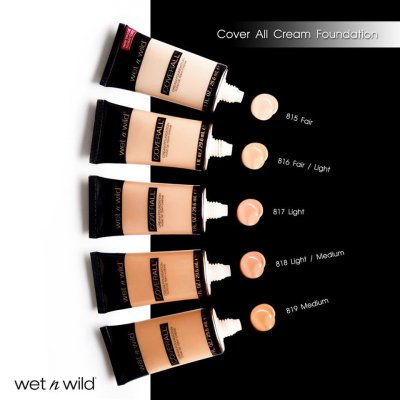 COVER ALL CREAM FOUNDATION SWATCH