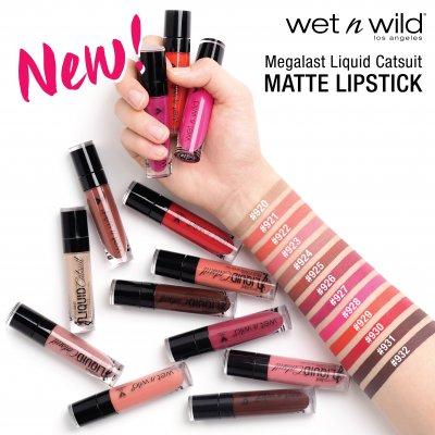 Megalast Liquid Catsuit Matte Lipstick
