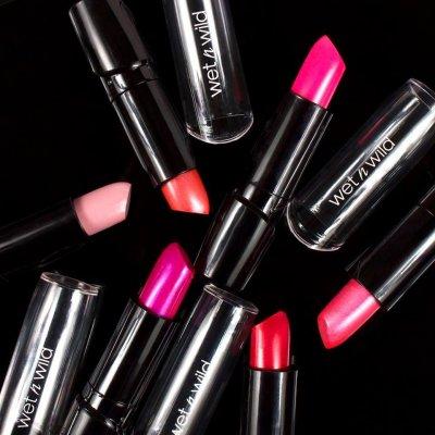 Lip Silk Finish Color SWATCH