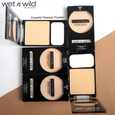 COVER ALL PRESSED POWDER