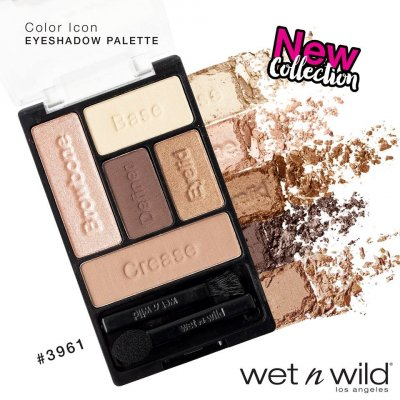 COLOR ICON EYESHADOW TRIO PALETTE SWATCH
