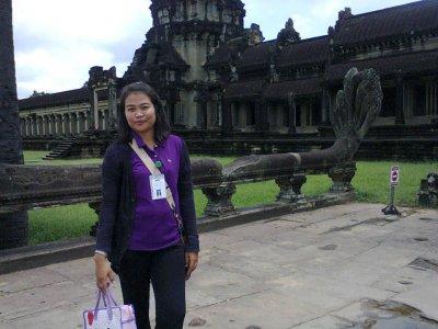 ภาพประทับใจเที่ยวกัมพูชา