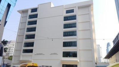 อาคารเก็บพลาสมา ศูนย์บริการโลหิตแห่งชาติ สภากาชาดไทย, อาคารคลังสินค้า สถานเสาวภา สภากาชาดไทย