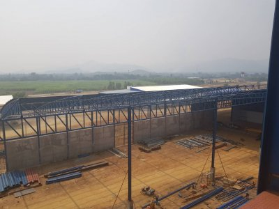VCF Group-New Factory Yard, Design