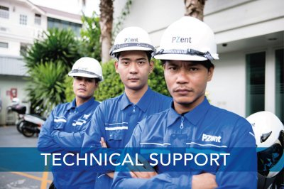 TECHNICAL SUPPORT (ช่างเทคนิค)