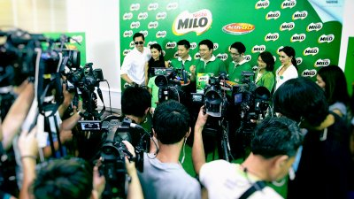 Milo | New product launch
