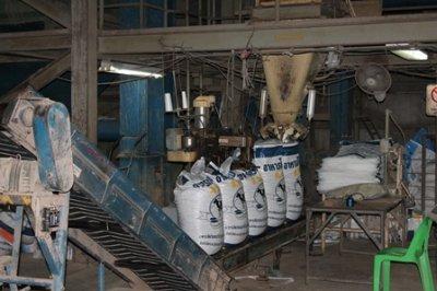 โรงงานผลิตอาหารสัตว์