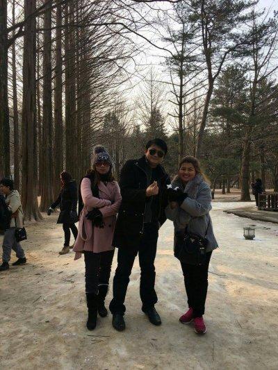 ทริปท่องเที่ยวประเทศเกาหลีใต้ ชุดที่ 2