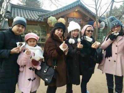 ทริปท่องเที่ยวประเทศเกาหลีใต้ ชุดที่1